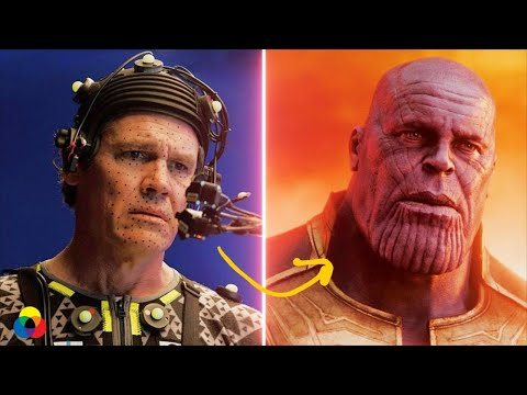 Black Mixture Reacts to Marvel Avengers: Best Visual Effects Before & After