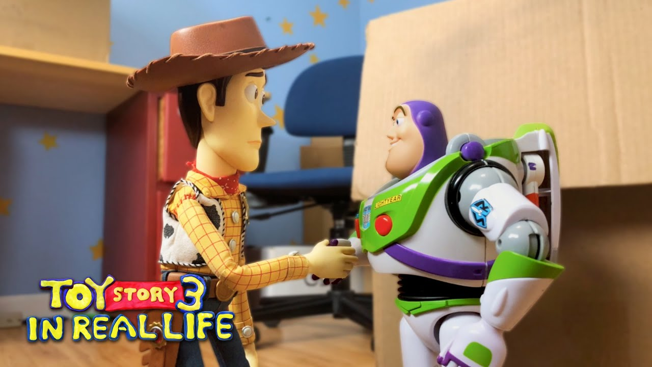Download Toy Story 3 In Real Life | Full-length Fan Film