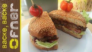 Backprofis Bio Spezial Burger | Backe backe Ofner