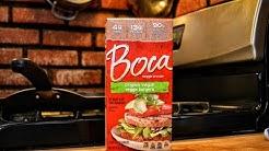 Boca Original Vegan Veggie Burgers