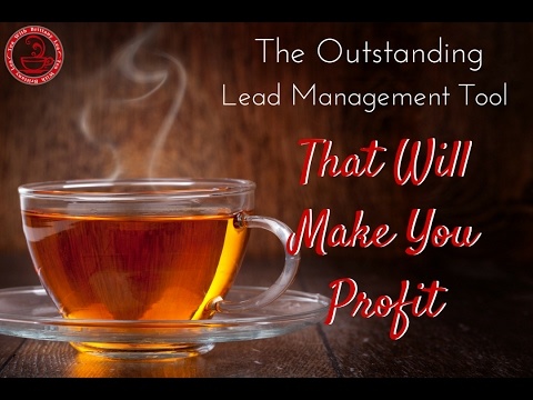 The Outstanding Lead Management Tool That Will Make You Profit