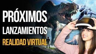Los JUEGOS MÁS ESPERADOS de VR en 2018   MERISTATION