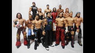 New WWE Mattel Elite Customs! Hardy Boyz - Kazuchika Okada - Kenny Omega