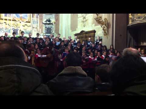 Coro Natalizio Conservatorio L. Marenzio Darfo B.T.