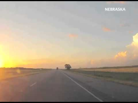 Coast-to-Coast Timelapse: San Francisco to New York City on I-80