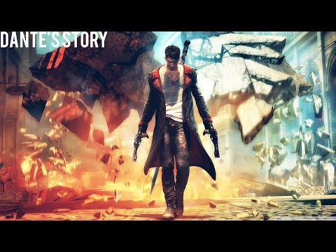 DmC: Devil May Cry Gameplay - Part 1 - No Commentary (Dark Dante)