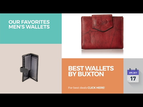 best-wallets-by-buxton-our-favorites-men's-wallets