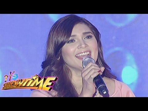 It's Showtime Singing Mo To: Vina Morales sings