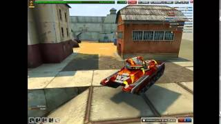 Tanki-Online Gold-Box No2 Mega-Popel