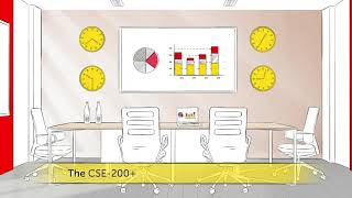 Barco ClickShare CSE-200+: Wireless presentation system for medium-sized meeting rooms