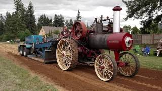 Tractor Pulling with the 16-48 Russell Steamer