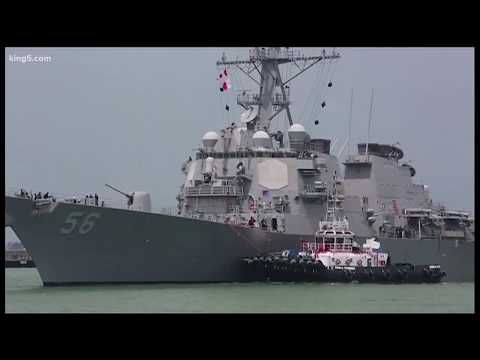 Navy Secretary visits NAS Whidbey