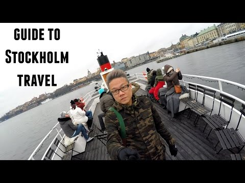 Wanderlust In Stockholm (Travel Guide Vlog 1)