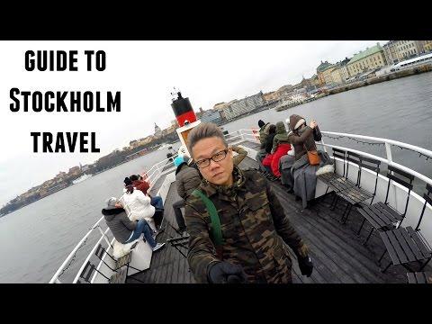 Wanderlust In Stockholm (Travel Guide Vlog 1)