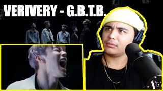 VERIVERY - 'G.B.T.B.' Official MV | Reaction