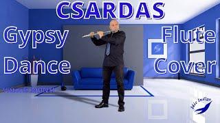 CSARDAS FLUTE COVER