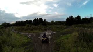 QUAD BIKE OFF ROAD EXPERIENCE WITH YORKSHIRE OUTDOORS