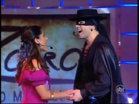 Camilla Camargo -Zorro O Musical
