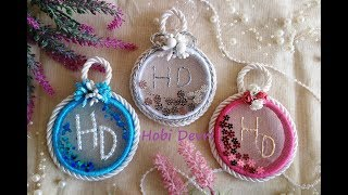DIY Ornaments for Wedding,Christmas,Baby Shower-Bant Bobinlerinden Nikah Şekeri,Süs,Hediyelik,