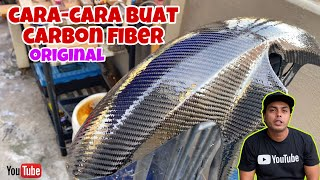 CARA BUAT PART CARBON FIBER OR…