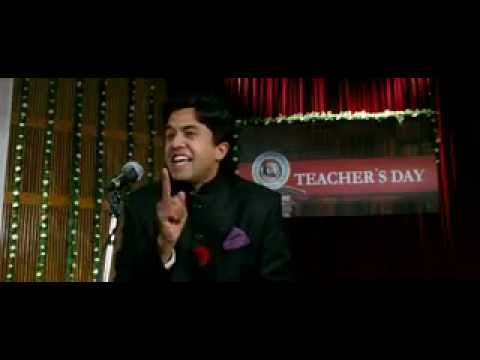 3 Idiots 2009 chatur speech of TEACHER'S DAY