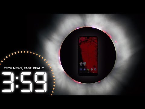Will the Essential Phone get eclipsed? (The 3:59, Ep. 270)
