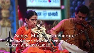 04 Manasa Sancharare Classical Instrumental Violin Melodic Therapy