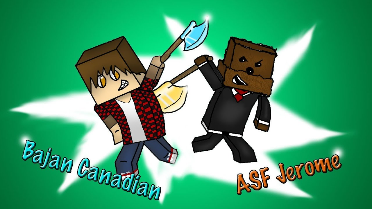 Bajan Canadian And ASF Jerome