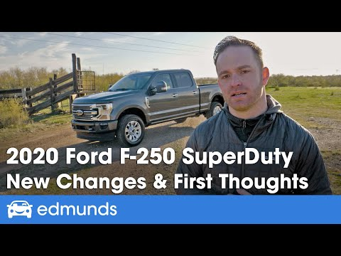 2020 Ford F-250 Super Duty: All The Unexpected Results, New Changes & First Thoughts