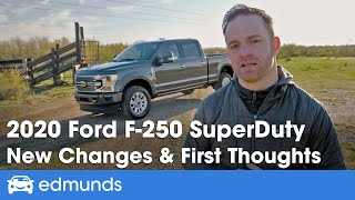 2020 Ford F-250 SuperDuty: All the Unexpected Results, New Changes & First Thoughts
