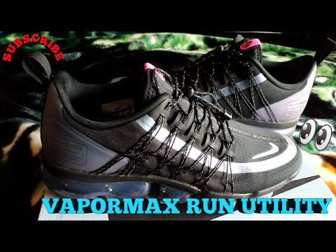 d200181ee6d8 Air vapormax run utility throwback future version - YouTube