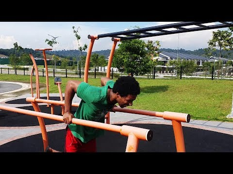 Local Outdoor Gym in Malaysia
