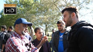 P1 -They Are Equal!? Hashim vs Christian | Speakers Corner | Hyde Park