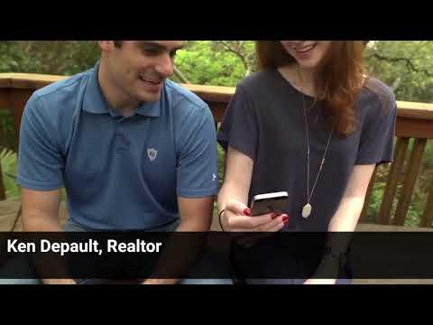 Ken Depault's mobile property search app