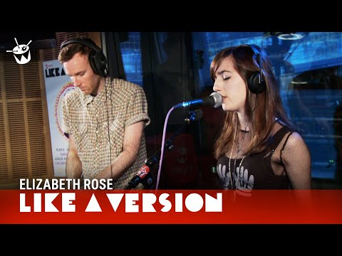 Elizabeth Rose - 'The Good Life' (live on triple j)