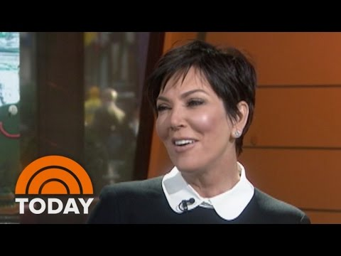 #TBT: Kris Jenner Dismisses 'Silly' Bruce Transition Rumors | TODAY
