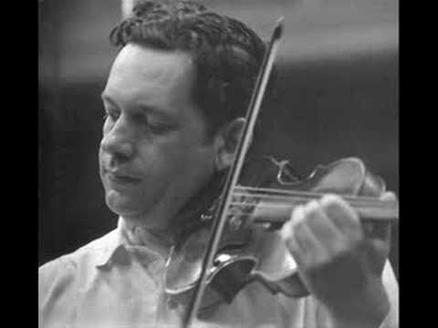 Grumiaux and Haskill play Mozart Sonata K526  (1/3)