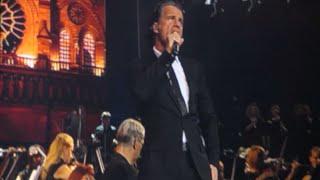 Bruno Pelletier - Le Temps des Cathédrales (Notre Dame de Paris Le Concert, 08.03.2013, Moscow)
