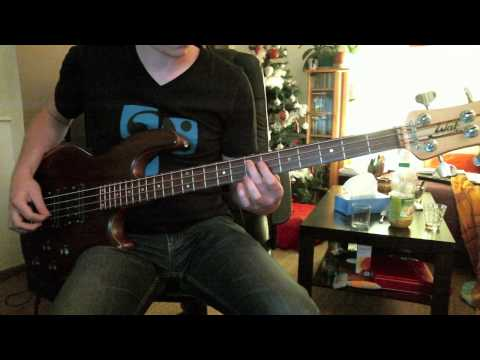 Tool - 10 Intro Bass Riffs (Cover)