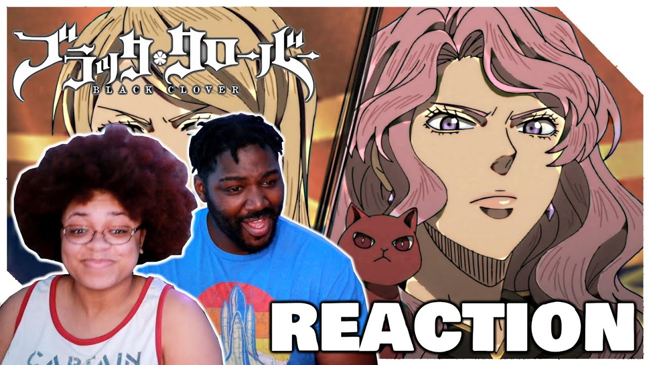 Download Episode 69-71    Black Clover Reaction    Vanessa vs Charlotte?! #blackclover