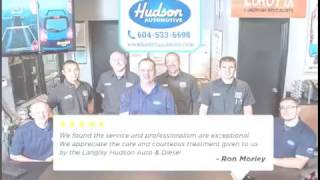 Volvo Repair Reviews Near By Langley BC Hudson Automotive