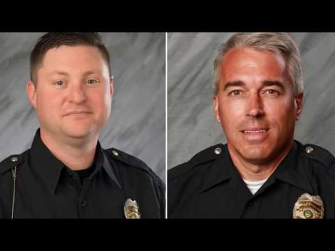 2 Ohio Police Officers Shot Dead Responding to 911 Hang-Up Call, Suspect in Custody
