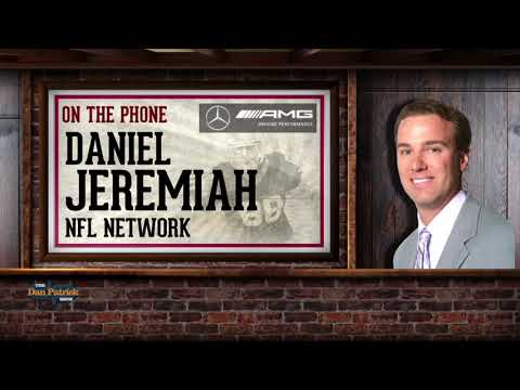 Daniel Jeremiah on The Dan Patrick Show | Full Interview | 3/2/18