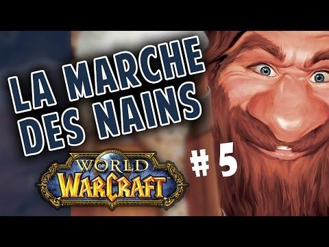 [ La Marche des Nains ] Episode 5 - Nos premiers pas en Donjon