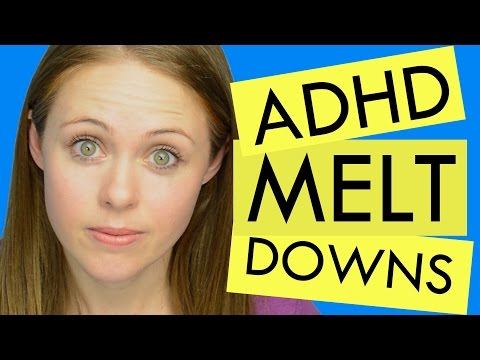 Help! How To Deal With ADHD Meltdowns