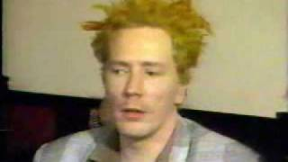 John Lydon interviewed by Daniel Richler June 16th 1986