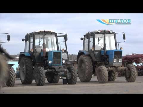 Директор ЗАО «Полыковичское» Лариса Черенкова с молодых лет работает в сельском хозяйстве