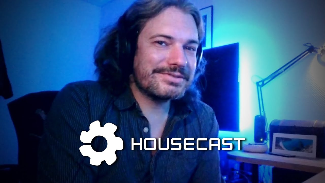 housemarque housecast episodio 1