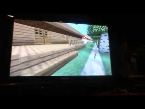 Minecraft map of Maycomb County - YouTube