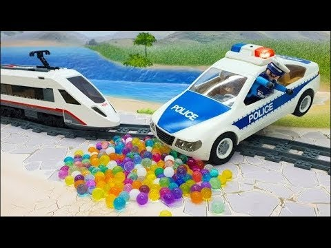 Видео с полицейскими машинами скорая помощь и поезд все серии онлайн Топ 10 самых популярных серий.